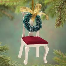 an empty chair memorial ornament memorial gifts walter