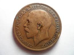 1920 uk penny die error coin community forum