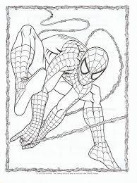 spiderfan org comics spider man color activity bendon