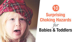 baby care health feeding safety tips parents 10 surprising choking hazards for babies and toddlers