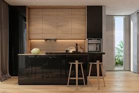 modern timber kitchens modern wooden kitchen designs light brown wooden kicthen cabinet