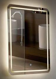Demister Bathroom Mirrors by Designer Illuminated Led Bathroom Mirrors With Demister