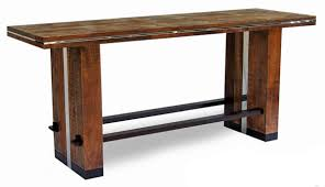 Sofa Table Height Dining Room Wonderful Stylish Bar Height Cafe Table Within