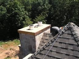 chimney cap installations u2013 waterwayssheetmetal com