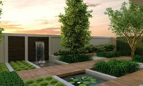 fun contemporary garden and contemporary garden design ideas
