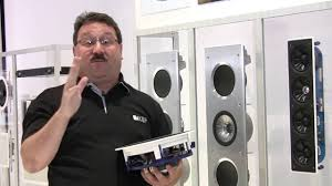 home theater wall speakers kef ci series extreme home theatre in wall and in ceiling speakers