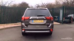 2017 mitsubishi outlander sport brown mitsubishi outlander phev gx 4h brown 2015 youtube