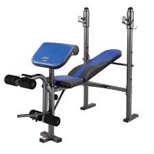 Gym Bench Size Gold U0027s Gym Xrs 20 Rack And Bench Ggbe1486 The Home Depot