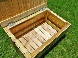 Outdoor Storage Bench Seat Garden Bench Seat With Storage U2013 Exhort Me