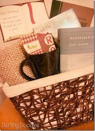 book gift baskets bookworm gift basket idea gift ideas basket ideas