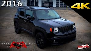jeep renegade sunroof 2016 jeep renegade batman v superman dawn of justice special