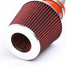 nissan maxima air filter 06 nissan altima 04 05 maxima 3 5l v6 cold air intake red