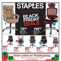 staples black friday 2016 ad scan