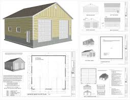 Workshop Plans Apartments Outstanding Garage Plans Apartment Detached Garge