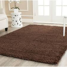 Sizes Of Area Rugs by Safavieh California Shag Taupe 11 Ft X 15 Ft Area Rug Sg151 2424