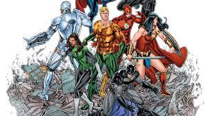 justice league justice league 15 dc