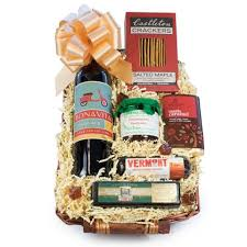cheese gift baskets wine basket gift basket cheese and wine traders