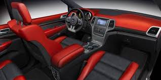jeep grand srt interior 2013 jeep grand srt8 for alonso and massa top auto review