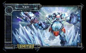 smite halloween chest ymir see http www smitegame com for more ymir father of