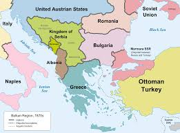 Balkans Map Image Balkans 1920s For Want Of Bad Weather Png Alternative