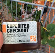 is home depot s expedited checkout lean gemba academy