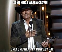 George Strait Meme - by caitlin sangdahl by caitlin sangdahl on prezi