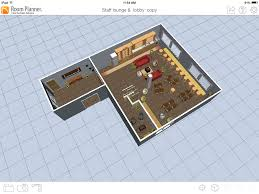 3d view of sis staff lounge floor plan gathering spaces for sis 3d view of sis staff lounge floor plan