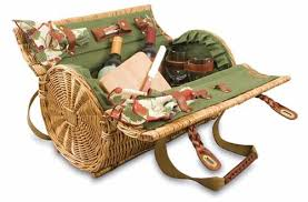 wine picnic basket the best picnic baskets on the market in 2018 a foodal buying guide