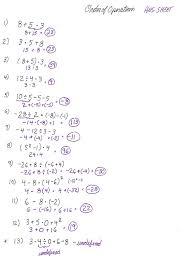 fraction operation worksheets koogra