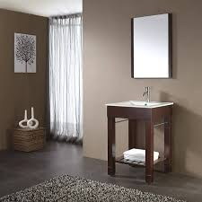 White Vanity Bathroom by Bathroom Small Bathroom With White Vanity Black Wood Bathroom