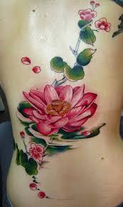 41 enticing lotus flower tattoos
