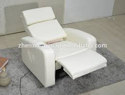 White Leather Armchairs Dining Room Fresh White Leather Recliner Chair On Home Decor Ideas