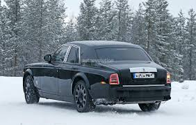 murdered rolls royce rolls royce cullinan suv previewed by camouflaged prototype with