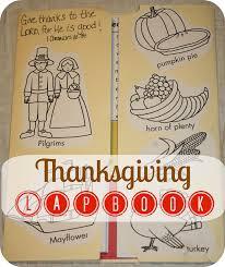 thanksgiving lapbook homeschool time thanksgiving