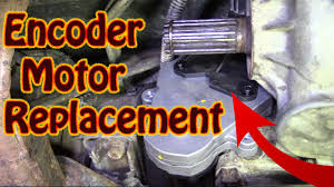 diy how to replace s10 blazer 4wd transfer case encoder motor gmc