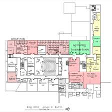 Rit Floor Plans Cias Building Diagrams Labeled And Color Coded Inside Ciasinside