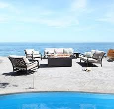 Resort Style Patio Furniture Sunset Patio Furniture Collections Outdoor Resort Style Furniture