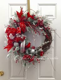 Decorating Grapevine Christmas Wreaths by 489 Best Wreaths Christmas Winter Wreaths And Door Decor