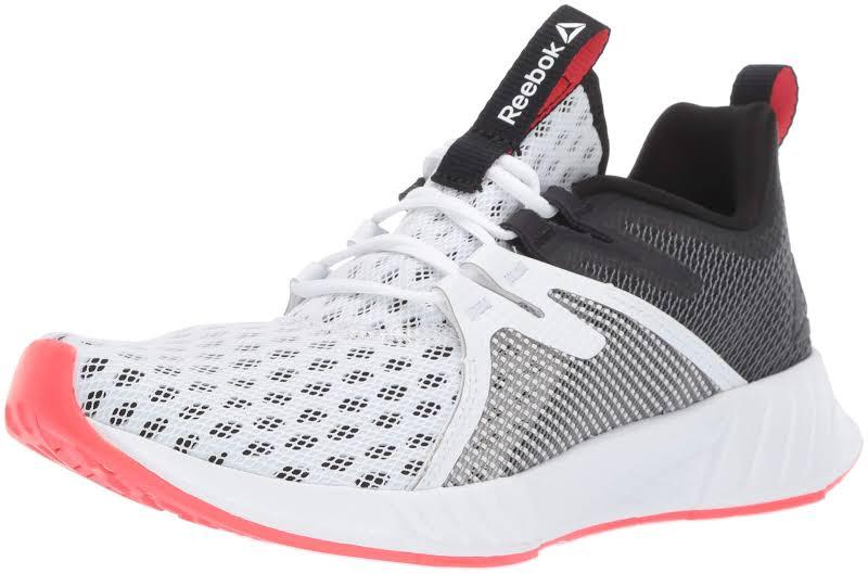 Reebok Fusium White Running Shoes