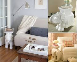 Elephant Home Decor Modern