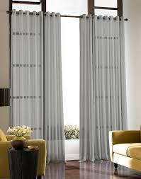 Grommet Drapes Soho Voile Lightweight Sheer Grommet Curtain Panel Curtainworks Com