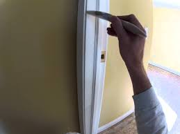 painting mdf trim how to apply paint youtube