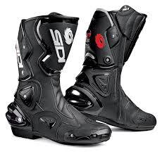 motorcycle street riding boots sidi vertigo mega rain boots revzilla