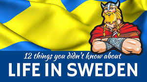 sweden 12 interesting facts and presentation of swedish