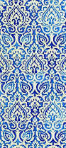victorian pattern in blue white and gold wallpaper vibe free