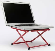 Laptop Stands For Desk by Magma Laptop Stand Riser Red Mga75552 Agiprodj