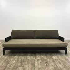 Daybed Sofa Couch Christian Liaigre Opium Daybed Sofa