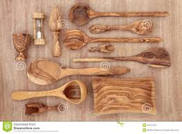 wood products olive wood products stock image image of timer squeezer 34512243