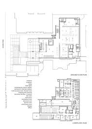 architectural floor plans gallery of the gardiner museum kpmb architects 17
