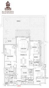 3 bedroom apartment gulf view u2013 balqis residence